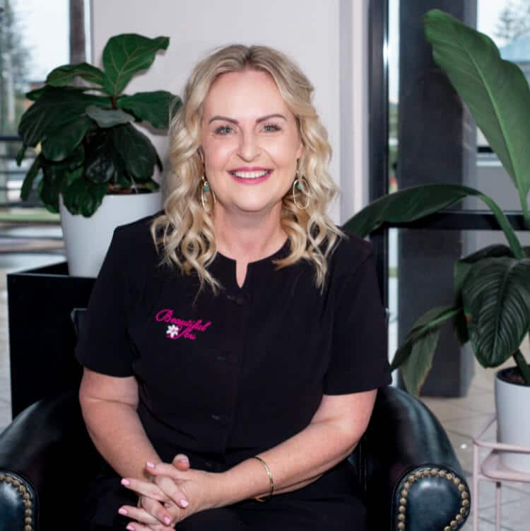 Toni Hilton, Director and Founder of Beautiful You